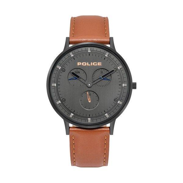 Relógio POLICE Berkeley Castanho P15968JSB39
