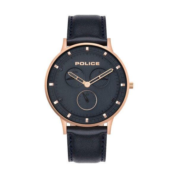 Relógio POLICE Berkeley Azul P15968JSR03