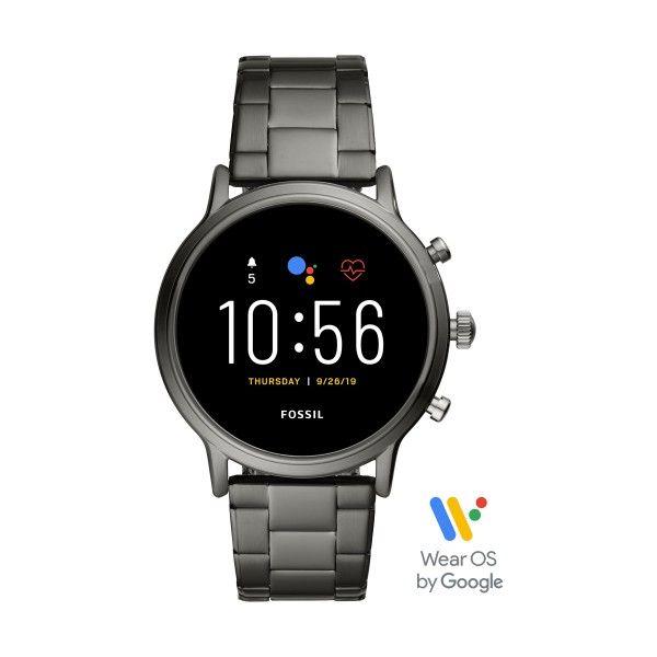 Relógio Inteligente FOSSIL Q Carlyle Cinzento (Smartwatch) FTW4024