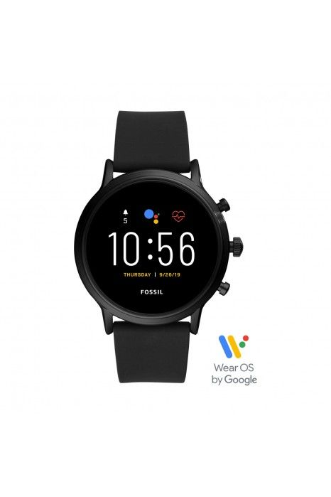 Relógio Inteligente FOSSIL Q Carlyle Preto (Smartwatch)