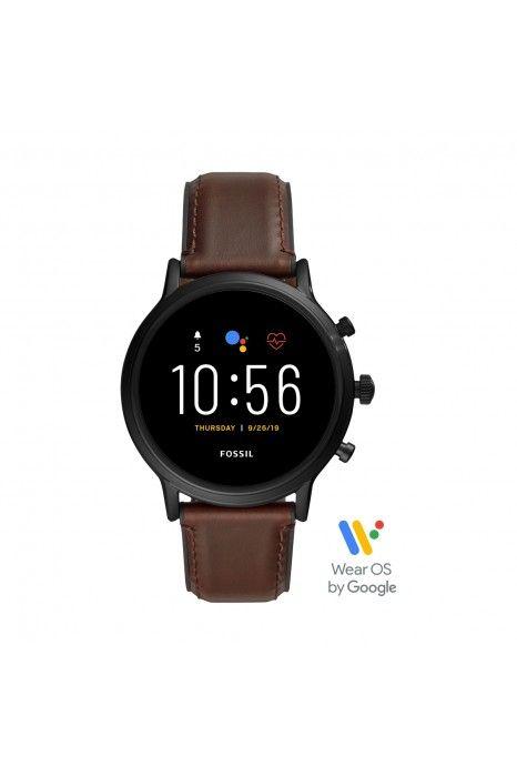 Relógio Inteligente FOSSIL Q Carlyle Castanho (Smartwatch)