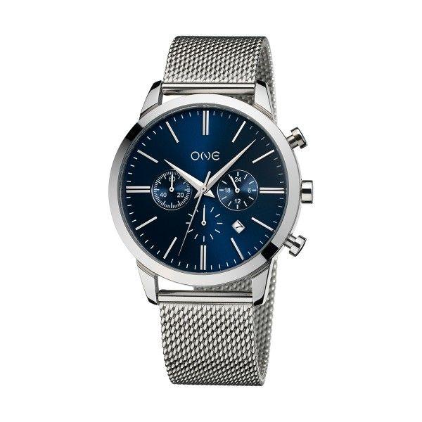 Relógio ONE Touch Prateado OG6724AM92L