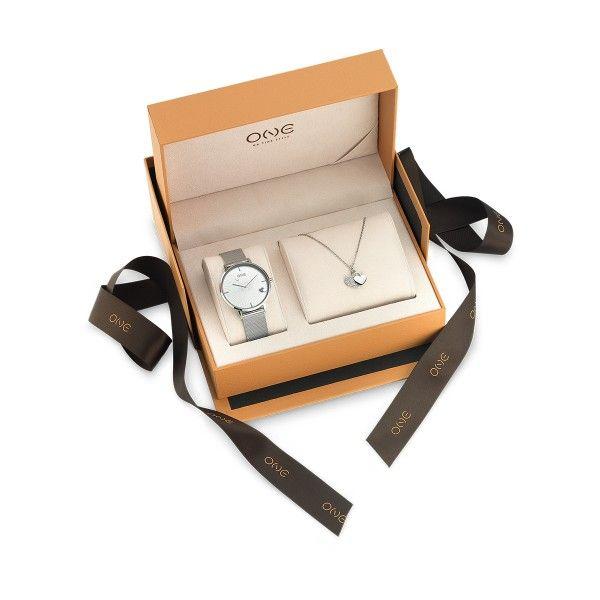 Relógio Box ONE Love Story - Edição Dia dos Namorados 2020 OL8724WA01L