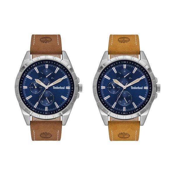 Relógio TIMBERLAND Boxbourough Castanho TBL15909JYS03AS