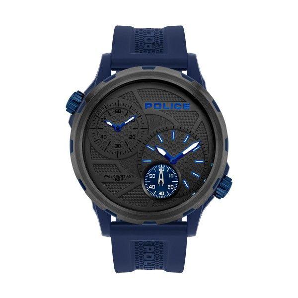 Relógio POLICE Quito Azul P16019JPBLU13P