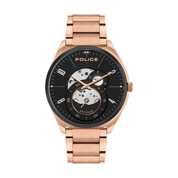 Relógio POLICE Kaizuka Rosegold P16022JSRB02M