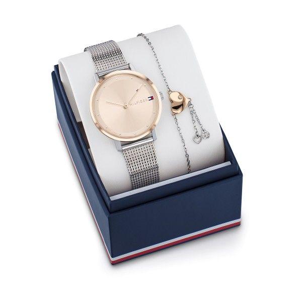 Relógio TOMMY HILFIGER Pippa Prateado 2770053