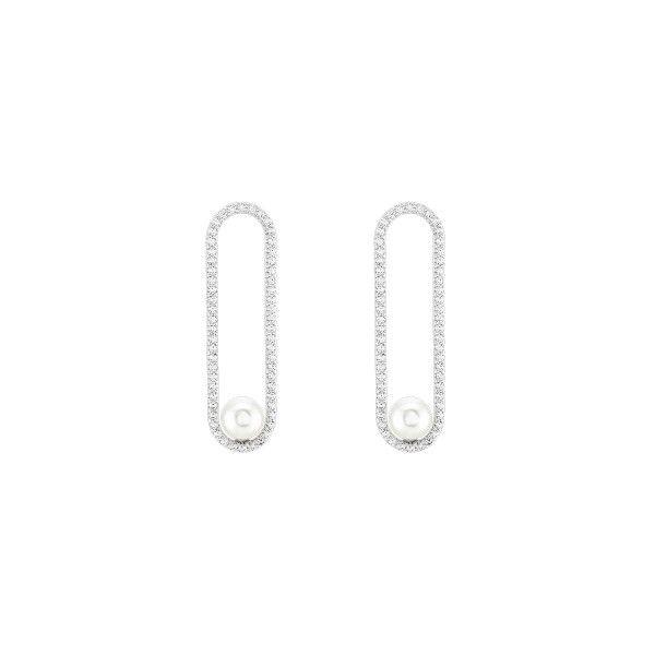 Brincos UNIKE JEWELRY Glow Pearls UK.BR.1204.0101