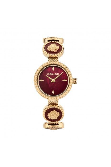 Relógio POLICE WOMAN Kappa Dourado