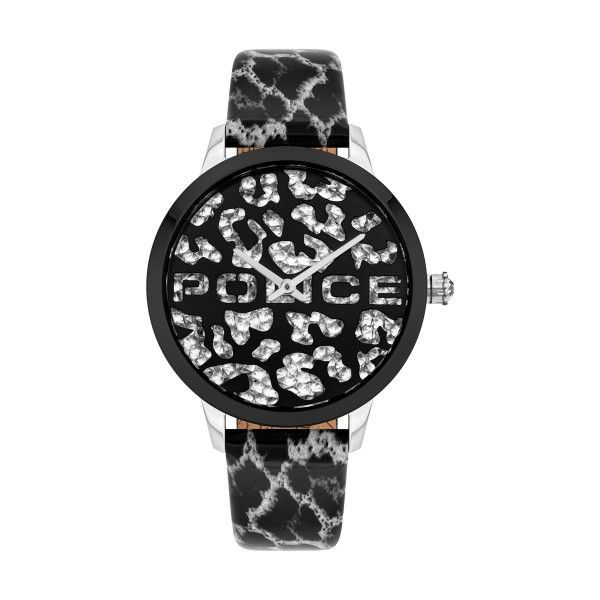 Relógio POLICE WOMAN Bagan Várias Cores P16028MSTB02