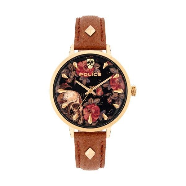 Relógio POLICE WOMAN Miona Castanho P16034MSG02