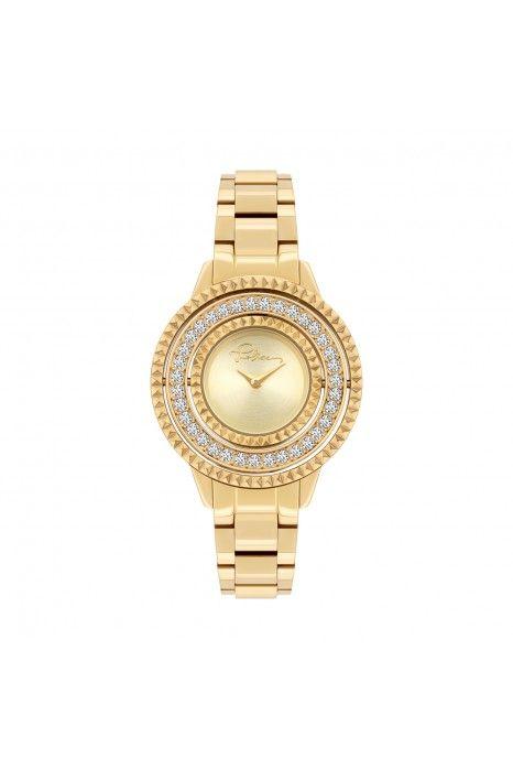 Relógio POLICE WOMAN Pilat Dourado