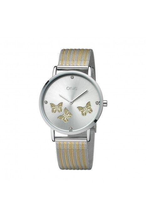 Relógio ONE Exquisite Várias Cores