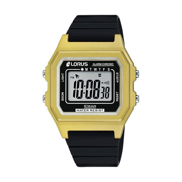 Relógio LORUS Digital Man Preto R2309NX9
