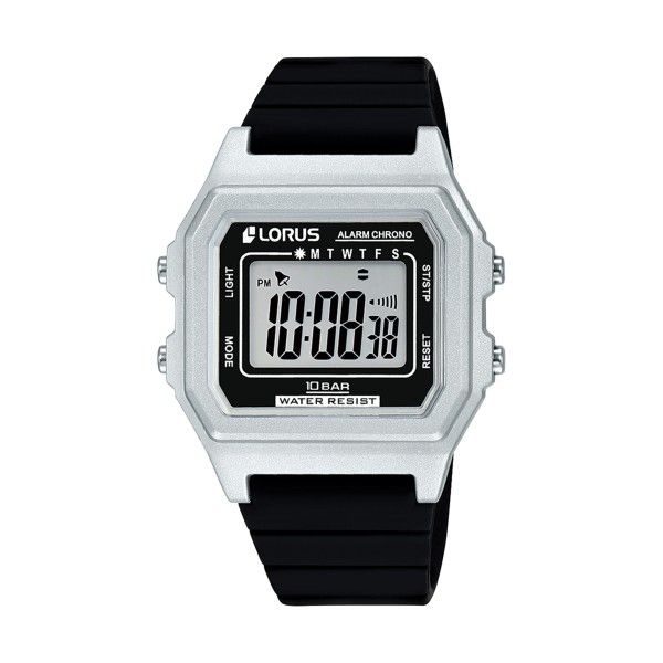 Relógio LORUS Digital Man Preto R2311NX9