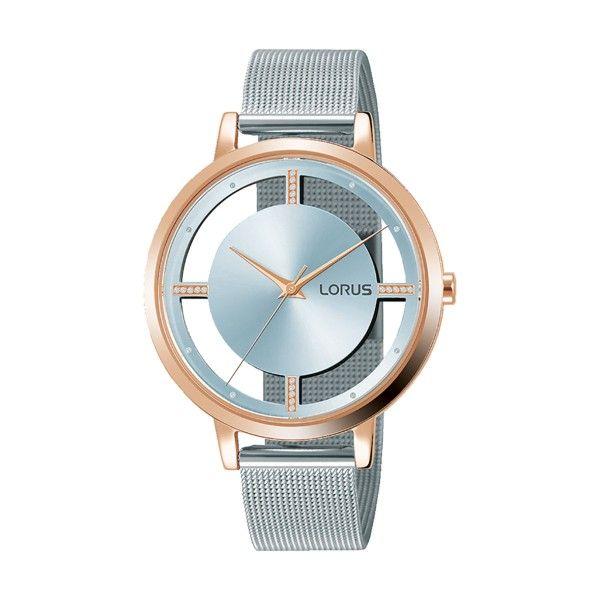 Relógio LORUS Woman OURO ROSA RG250SX9