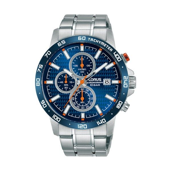 Relógio LORUS Sport Man Prateado RM301GX9