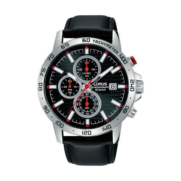 Relógio LORUS Sport Man Preto RM309GX9
