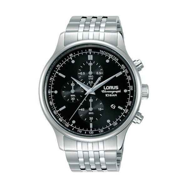 Relógio LORUS Classic Man Prateado RM311GX9