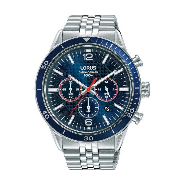 Relógio LORUS Sport Man Prateado RT327JX9