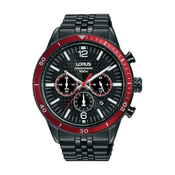 Relógio LORUS Sport Man Preto RT331JX9