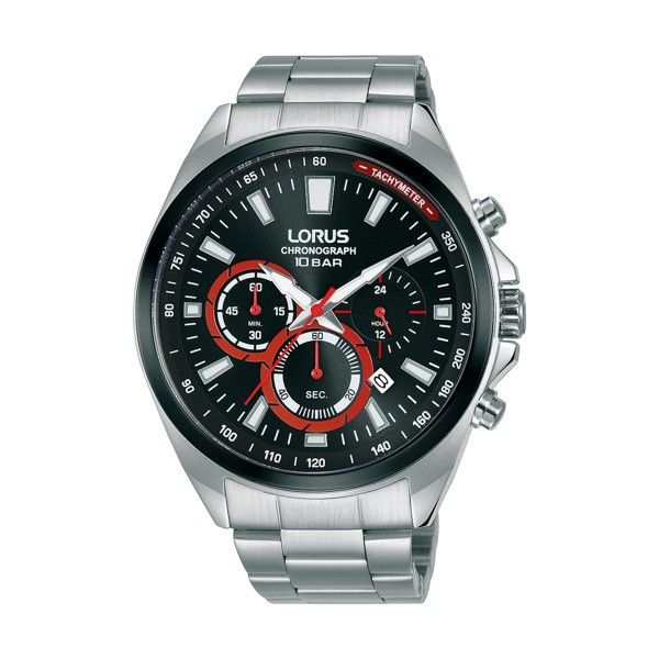 Relógio LORUS Sport Man Prateado RT379HX9