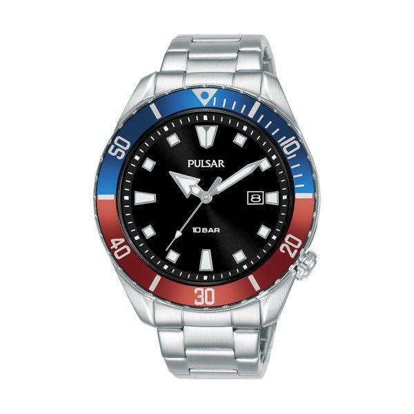 Relógio PULSAR Active Prateado PG8305X1