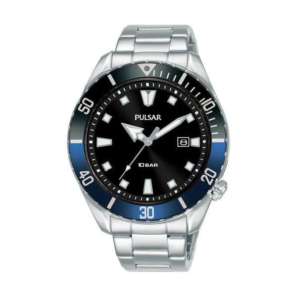 Relógio PULSAR Active Prateado PG8307X1