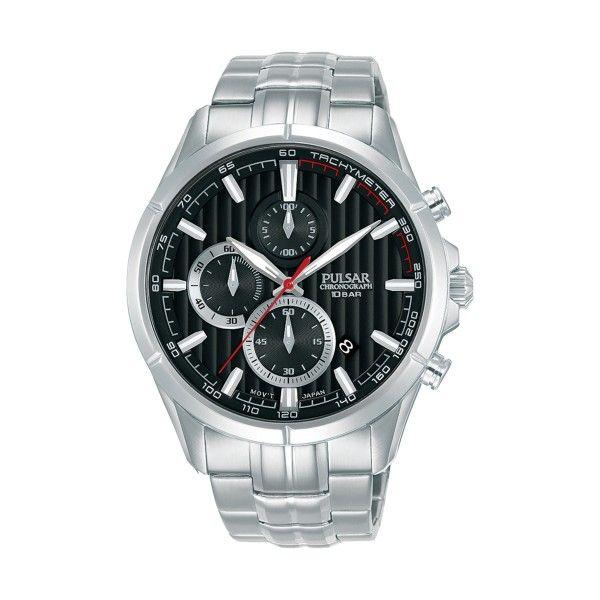 Relógio PULSAR Active Prateado PM3159X1