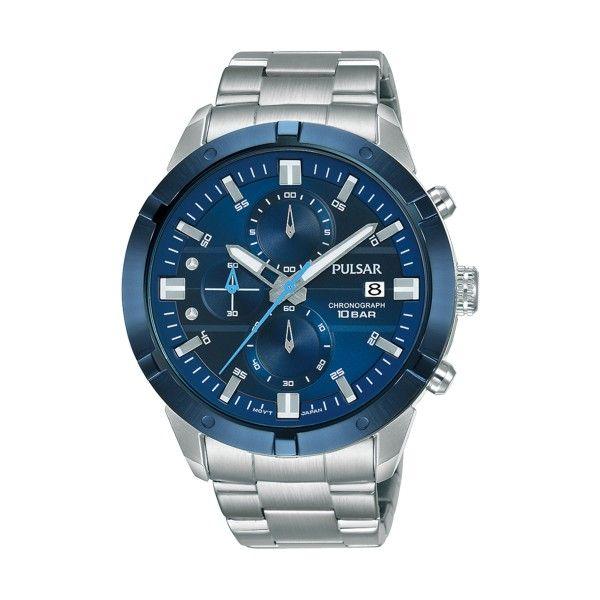 Relógio PULSAR Active Prateado PM3169X1