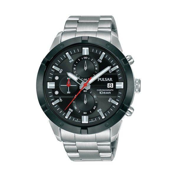 Relógio PULSAR Active Prateado PM3171X1