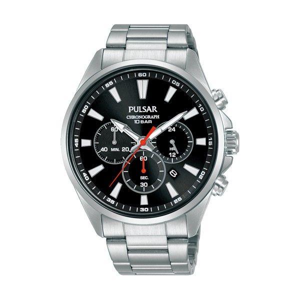 Relógio PULSAR Active Prateado PT3A39X1