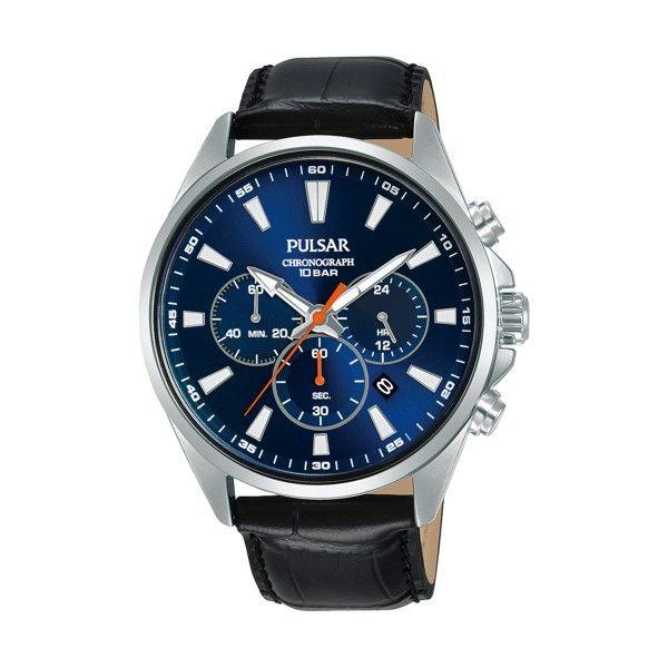 Relógio PULSAR Active Prateado PT3A43X1