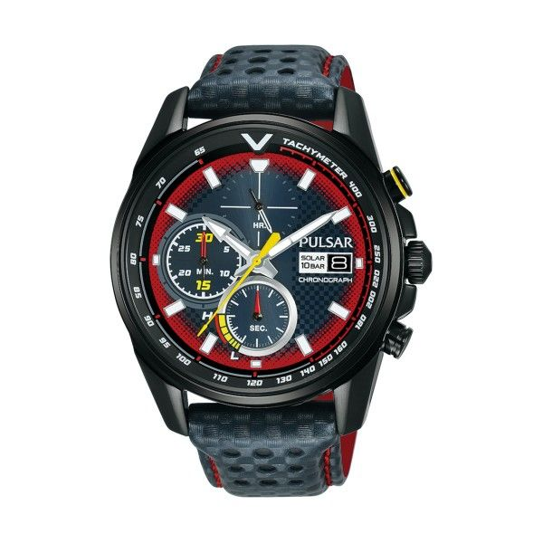Relógio PULSAR Active Preto PZ6039X2