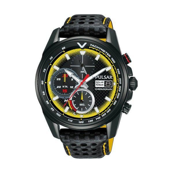 Relógio PULSAR Active Preto PZ6041X2