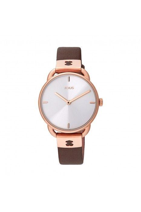 Relógio TOUS Let Castanho