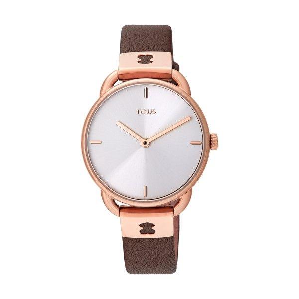 Relógio TOUS Let Castanho 000351475