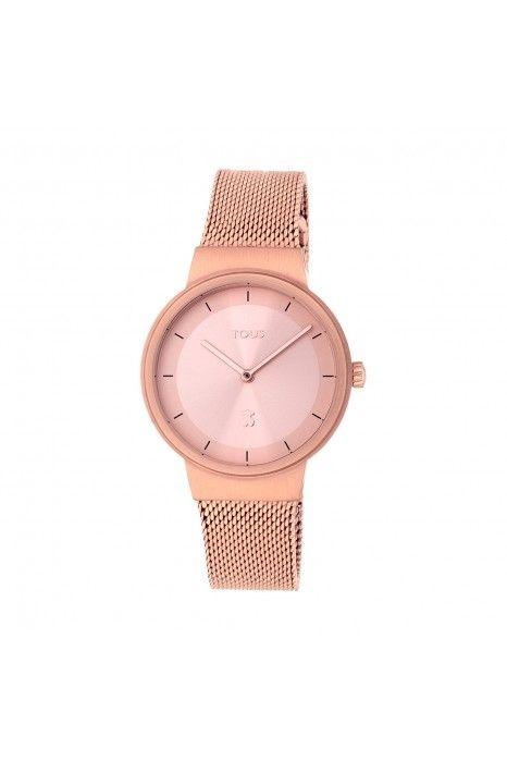 Relógio TOUS Rond Ouro Rosa