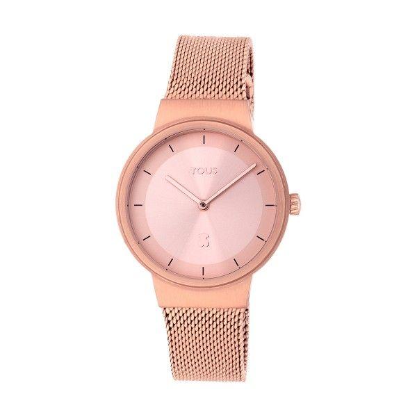 Relógio TOUS Rond Ouro Rosa 000351515