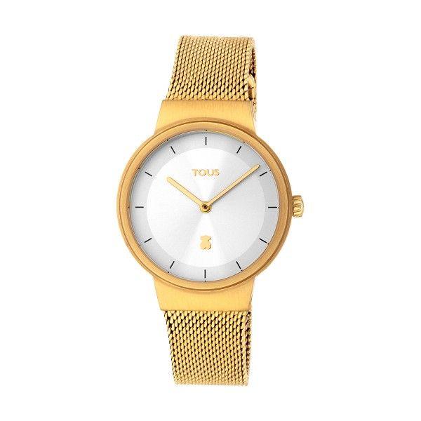 Relógio TOUS Rond Dourado 000351535