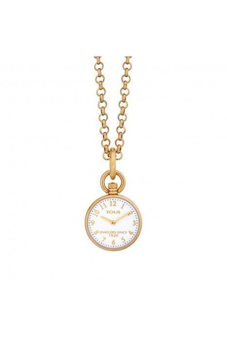Relógio TOUS Job Dourado