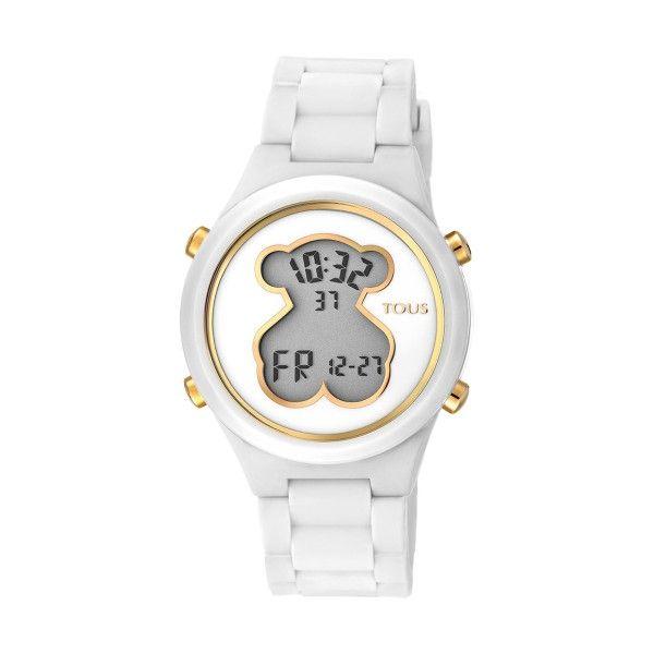 Relógio TOUS D-Bear Branco 000351595