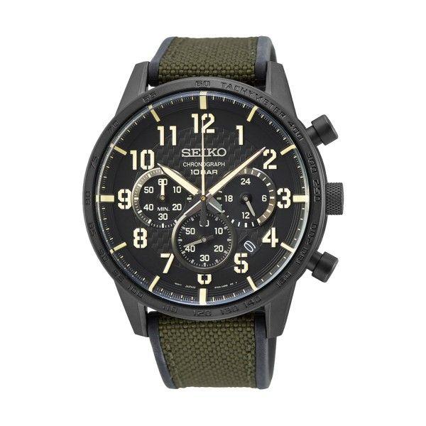 Relógio SEIKO Neo Sports Verde SSB369P1