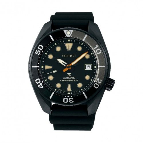Relógio SEIKO Prospex Black Series Ed Ltd Preto