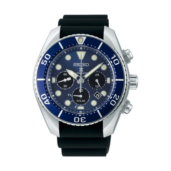 Relógio SEIKO Prospex Preto SSC759J1