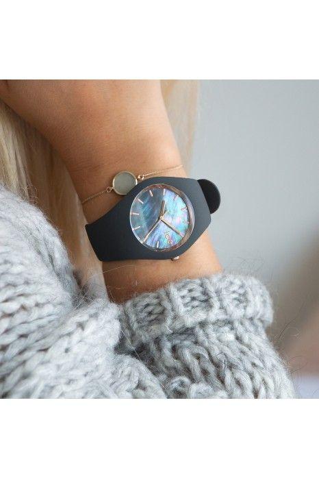 Relógio ICE Pearl Cinzento