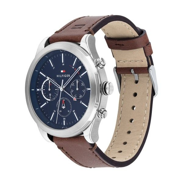 Relógio TOMMY HILFIGER Ashton Castanho 1791741