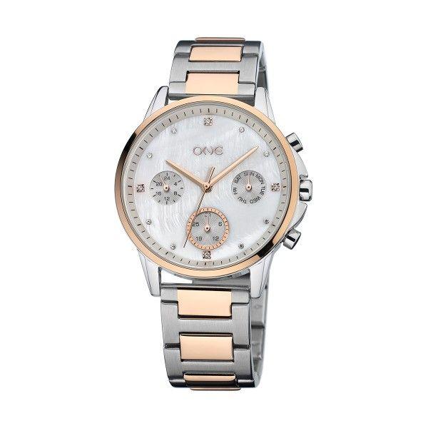 Relógio ONE Amazing Ouro Rosa OL8744SR01L