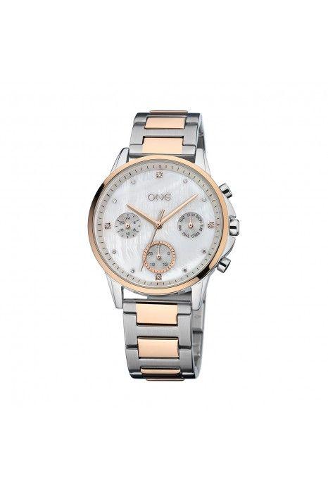 Relógio ONE Amazing Ouro Rosa