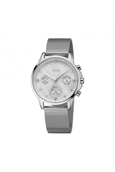 Relógio ONE Amazing Prateado